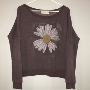 Urban Outfitters | Daisy Brown Soft Sweater